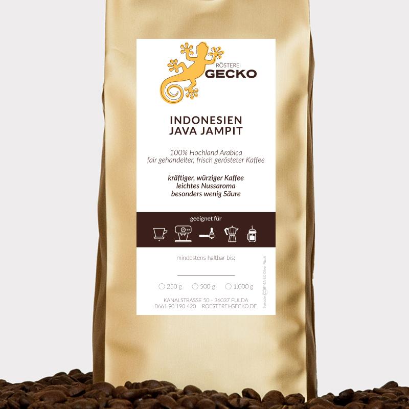 Hochland-Arabica Indonesien-Java-Jampit